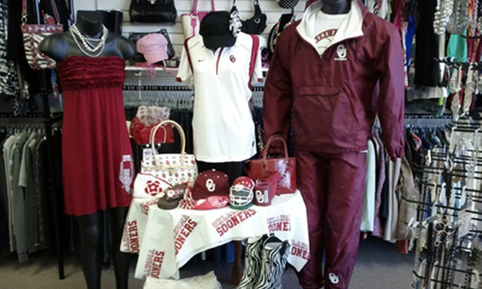 Ritzy Ragz Exchange - Norman: $15 for $30 Worth of New and Used Name-Brand Apparel at Ritzy Ragz Exchange in Norman