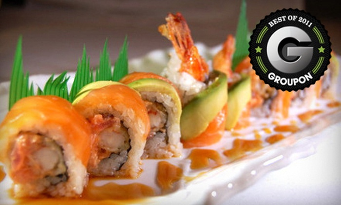 Domo  - Hampton Roads: $15 for $30 Worth of Sushi and Japanese Fare for Dinner at Domo Japanese Restaurant & Sushi Bar in Chesapeake