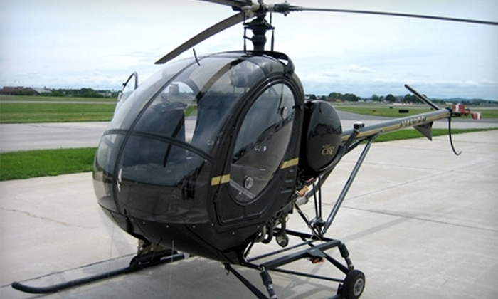 Ace Pilot Training - Hanover: $159 for a Flight Lesson in a Single-Engine Airplane ($269.25 Value) or Helicopter ($277.66 Value) from Ace Pilot Training
