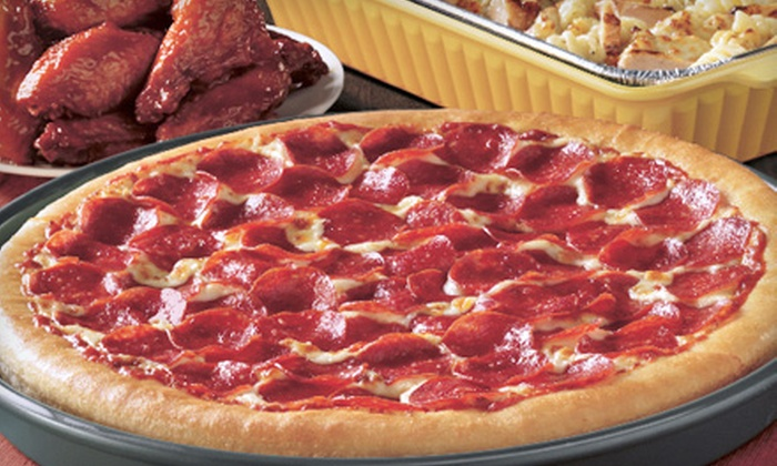 Pizza Hut - Multiple Locations: $5 for $10 Worth of Pizza at Pizza Hut