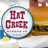 Half Off at Hat Creek Burger Co.