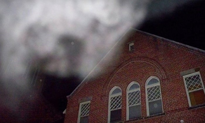 Ghost Hunters of Asheville - Asheville: $8 for a Ghost Tour from Ghost Hunters of Asheville