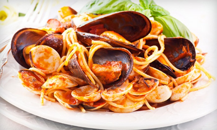 Trattoria Trullo - Ravenswood: $35 for a Three-Course Italian Dinner for Two at Trattoria Trullo (Up to $75.75 Value)