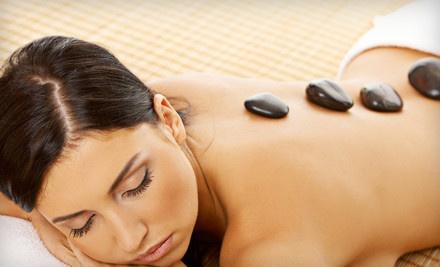 Choice of a Swedish Massage or a Hot-Stone Massage - Lava Massage Studio in Broadview Heights