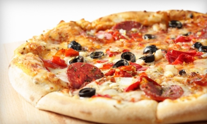 Ray's Pizza - Clayton: $10 for $20 Worth of Pizza, Subs, and Hearty Italian Fare at Ray's Pizza in Clayton