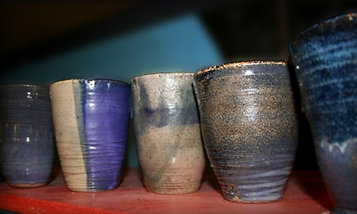 Clay on First - Long Beach: Adult or Kids' Pottery Classes at Clay on First in Long Beach