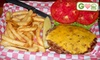 National Burger Weekend is Fresh Off the Grill! Chow Down with 55% Off at Dog and Duck Family Pubs