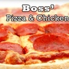 Half Off at Boss' Pizza and Chicken