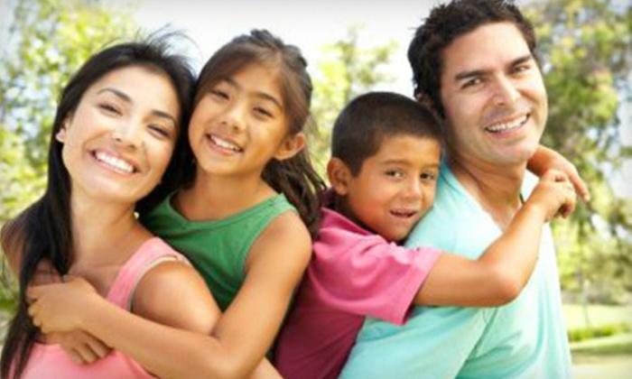 Cardone Family Dental - Woburn: Dental Exam, X-rays, and Cleaning or a Pola Teeth-Whitening Treatment at Cardone Family Dental in Woburn (Up to 82% Off)