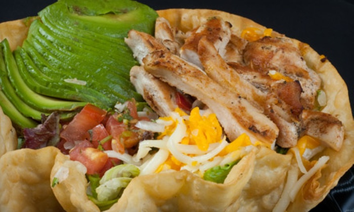 Tops Burger - Mid Central: $5 for $10 Worth of Gourmet Burgers and Drive-Thru Eats at Tops Burger in Pasadena