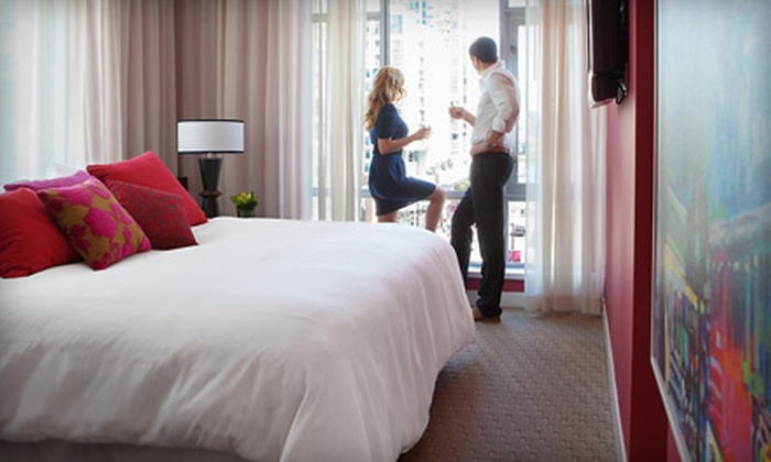 Opus Hotel Vancouver - Downtown Vancouver: One-Night Stay for Two in Superior Room or Two Adults and Up to Two Kids in Executive Suite. Combine Up to Two Nights.