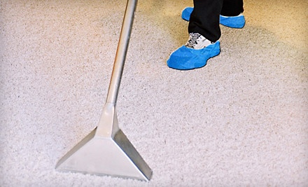 Carpet-Cleaning Service for up to 200 Total Square Feet (a $100 value) - Sani-Tech Services in