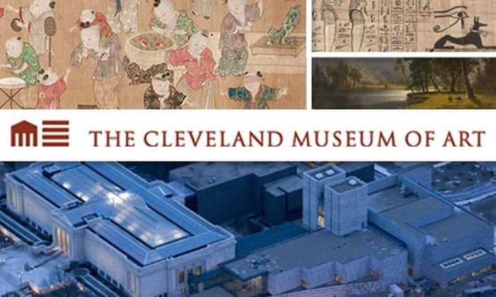 Cleveland Museum of Art - University: $30 for One Family/Dual Membership to The Cleveland Museum of Art ($65 Value)