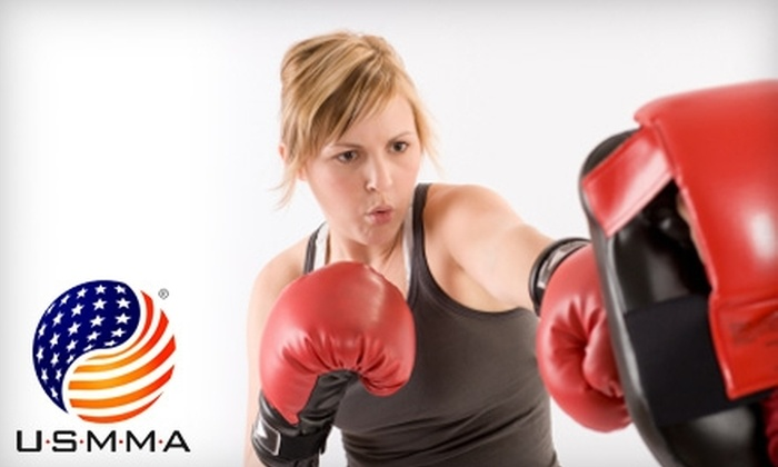 United States Mixed Martial Arts - Bellingham: $30 for Any Five Fitness or Yoga Classes at USMMA ($75 Value)