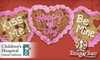 Hungry Bear Cookies - Multiple Locations: $7 for a Half-Dozen Valentine's Day Cookies ($14.34 Value) or $13 for a Dozen Valentine's Day Cookies ($28.68 Value) at Hungry Bear Cookies