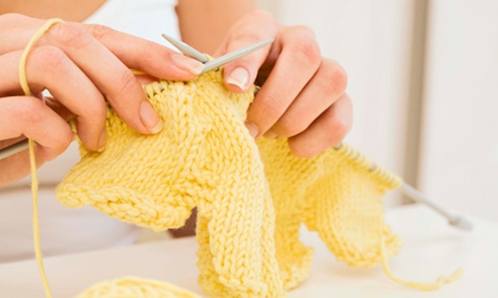 Woolery - Frankfort: $30 for a Beginning or Intermediate Knitting or Spinning Class at The Woolery in Frankfort (a $65 Value)