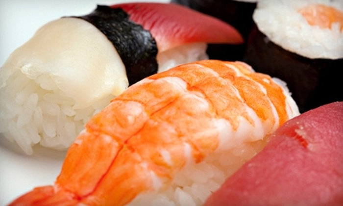Convey Sushi - Downtown: Sushi for Lunch or Dinner at Convey Sushi