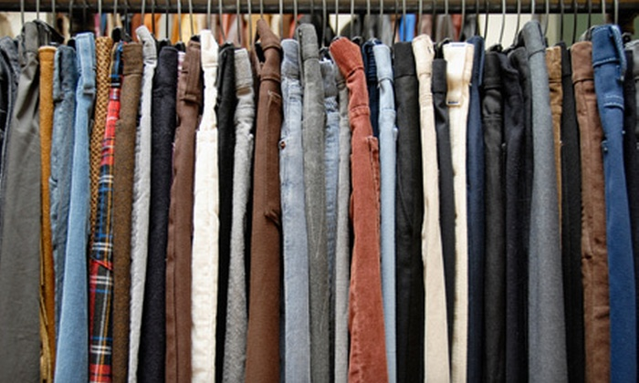 Meta Exchange - South Highlands: $10 for $20 Worth of Upscale Consignment Apparel at Meta Exchange