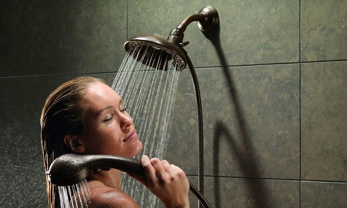 Delta Massage Showerheads: Delta Massage Showerheads (Up to 71% Off). Five Options Available. Free Returns.