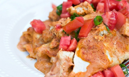 Mexican Food and Drinks at El Alamo (Up to 50% Off). Two Options Available.
