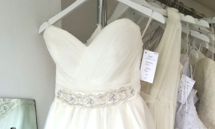 The Brides Project - Northside: Up to 50% Off Bridal Gowns and Accessories  at The Brides Project