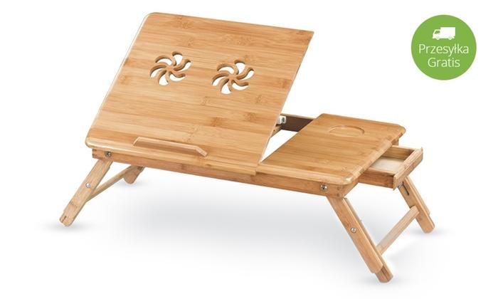 6999 Zł Praktyczny Drewniany Stolik Do łóżka Pod Laptopa
