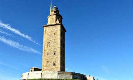 A Coruña: 1, 2 o 3 noches en habitación doble con desayuno y late check-out en Hotel Nido