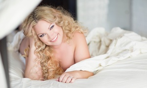 XOXO Alice: $129 for a 90-Minute Boudoir Photo Shoot with a $100 Print Credit at XOXO Alice ($544 Value)