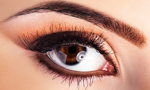 beautilash: One or Two Eyebrow Waxes or One Brazilian Wax at beautilash (Up to 56% Off)