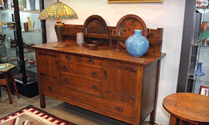 20th Century Antiques Expo - Pleasanton: 20th Century Antiques Expo for Two or Four at Alameda County Fairgrounds (Up to 50% Off)