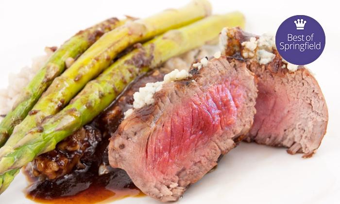 Mulino's Restaurant - Northampton: $21 for $40 Worth of Italian Cuisine at Mulino's Restaurant in Northampton