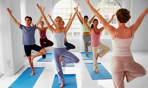 Bronxville Training by Design: Yoga, Pilates, or Boot-Camp Classes at Bronxville Training by Design (Up to 67% Off). Six Options Available.