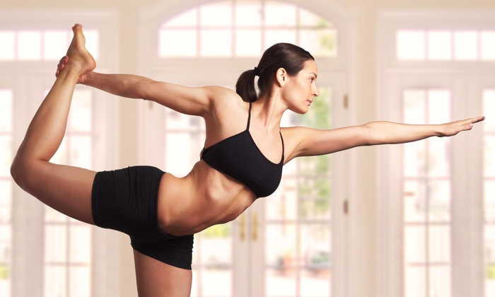 Stacked - Bedford - Stuyvesant: Four Weeks of Unlimited Yoga Classes at Stacked (65% Off)