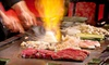 Up to 67% Off at Nikko Japanese Steakhouse in Overland Park