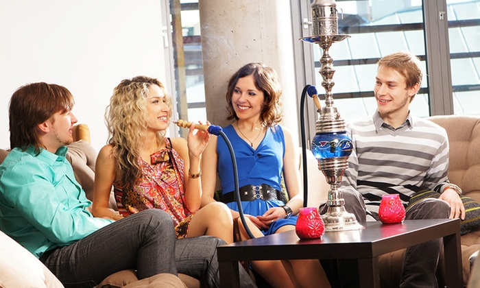 The Mirage Bar and Lounge - Brampton: $30 worth of Hookahs and Drinks or an Ultimate Hookah Package at The Mirage Bar and Lounge (Up to 60% Off)