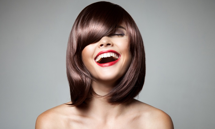 Kelleys Hair and Nail Salon - Deerfield: Haircut with Shampoo and Style from Kelley's Hair and Nail Salon (55% Off)