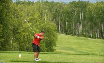 Settlers Bay Golf Course - Settlers Bay Golf Course in Wasilla