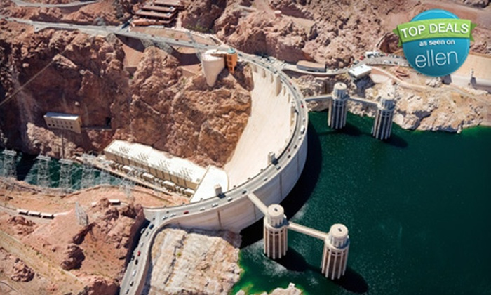Hoover Dam Tour Company - The Strip: $29 for a Hoover Dam Premium Express Tour from Hoover Dam Tour Company ($59.99 Value)