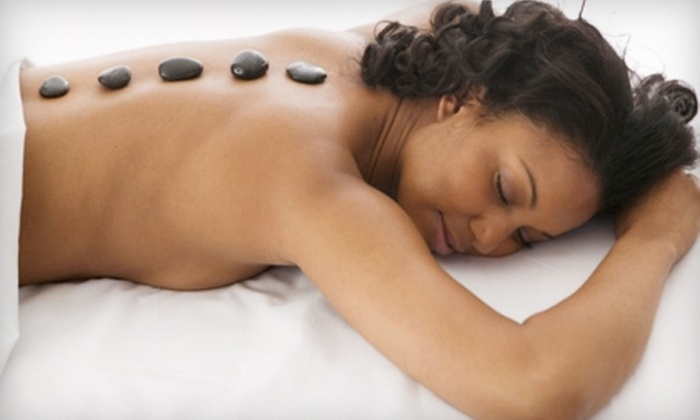 Trinity Day Spa - Cypress: $42 for One-Hour Hot-Stone Massage at Trinity Day Spa ($85 Value) in Cypress