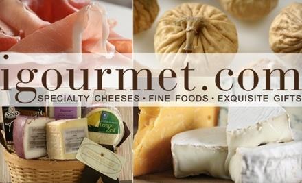 $40 Groupon to igourmet.com - igourmet.com in