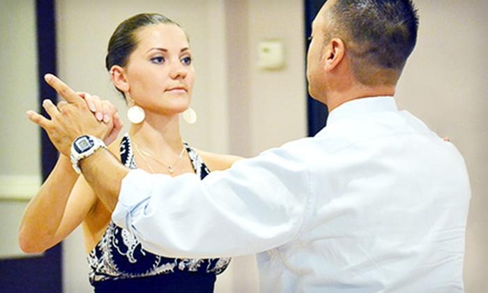 Carolina Dancesport - Charleston: $79 for a Beginner's Dance Program at Carolina Dancesport (Up to $340 Value)