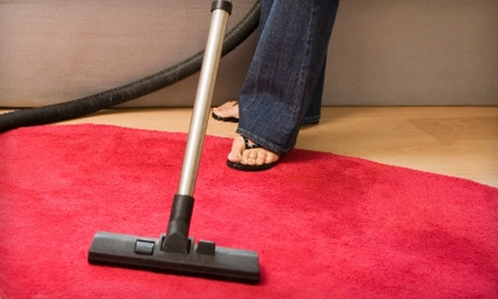 Quick-Kleen Home Services - Tarentum: $40 for Steam Cleaning of Carpeting in Three Rooms or Upholstery Cleaning of a Sofa and Chair from Quick-Kleen Home Services