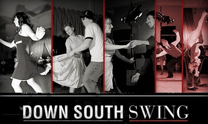 Down South Swing - Decatur: $40 for Your Choice of Dance Class for Two at Down South Swing ($80 Value)