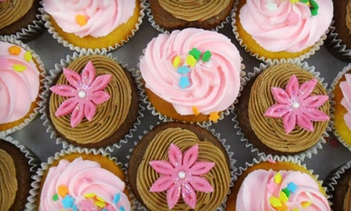 All About Sweets - South Pinellas Community Council: One-Dozen Cupcakes or One 8-Inch Round Cake at All About Sweets in St. Petersburg