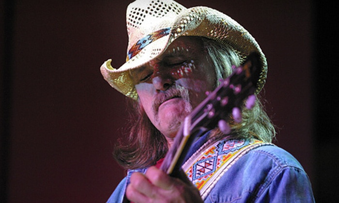 Dickey Betts and Great Southern - New Brunswick: Dickey Betts and Great Southern Concert in New Brunswick on April 25 (Up to 51% Off). Two Options Available.