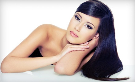 Haircut and Style (up to a $46 value) - Metro Salon in Toledo