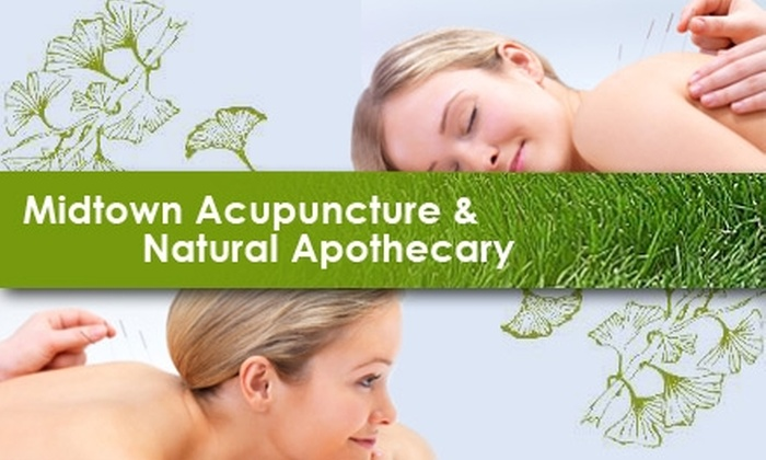 Midtown Acupuncture - Cooper Young Community Association: $35 Consultation and Treatment at Midtown Acupuncture & Natural Apothecary ($100 Value)