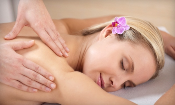 Body Connections Spa - Hillsdale: $49 for Wellness Package with Four SlimLine Pod Sessions, One Massage, and Tea at Body Connections Spa in Hillsdale ($215 Value)