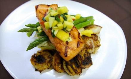 Gourmet Dinner for 2 - Grill 55 Restaurant in Windsor