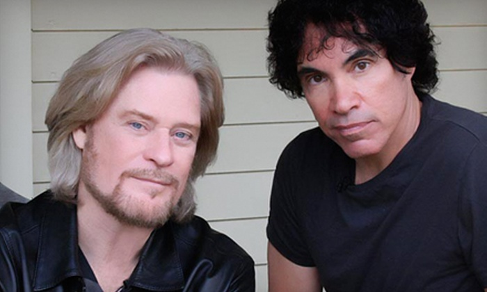 Daryl Hall and John Oates - Portland: Two Tickets to See Daryl Hall and John Oates at the Arlene Schnitzer Concert Hall on September 3 at 7:30 p.m.